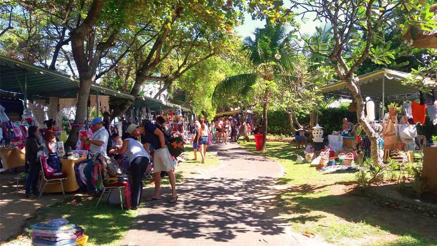 Sunday Market at Mercure Resort Sanur
